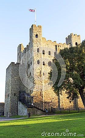 Rochester Castle Rochester Kent UK