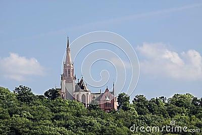 Rochus chapel in Bingen