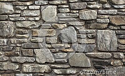 Rock Block Wall
