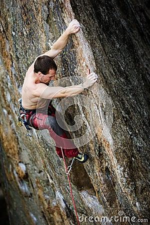 Rock Climbing - Risk