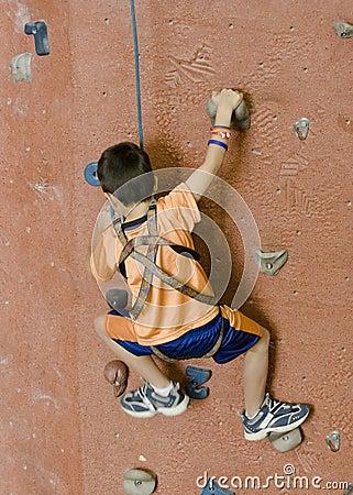 Rock Climbing Series A 1