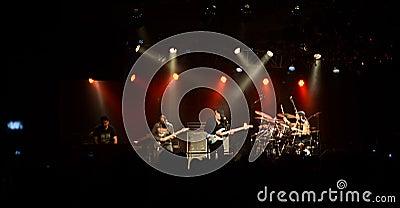 Rock Concert Editorial Photography