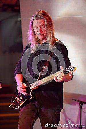 Rock concert Editorial Image
