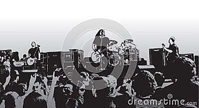 Rock Concert X