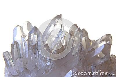Rock crystal