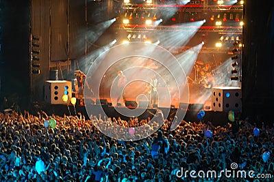 Rock för 4 konsert