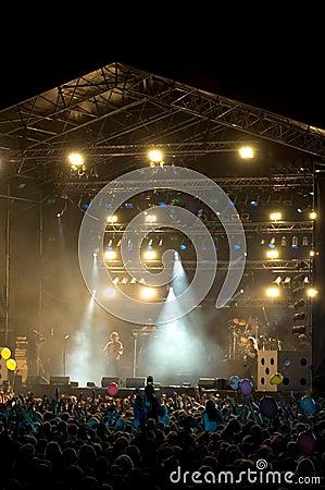 Rock för 6 konsert