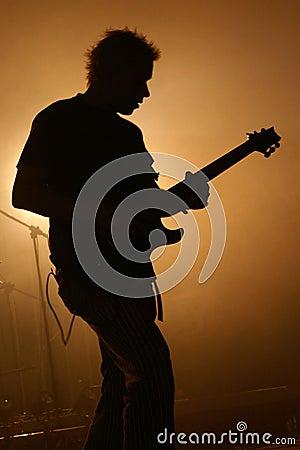 Free Rock Guitarist Stock Photo - 2486650