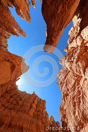 Free Rock Hoodoos In Bryce Canyon National Park In Utah Royalty Free Stock Photography - 107382957