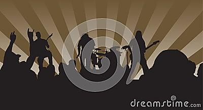 Rock n  Concert