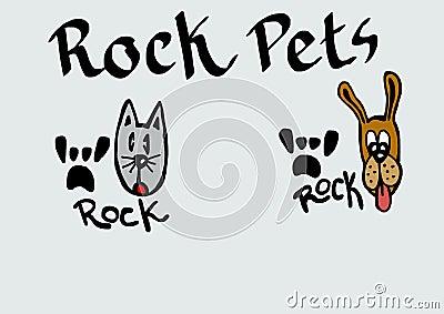 Rock pets