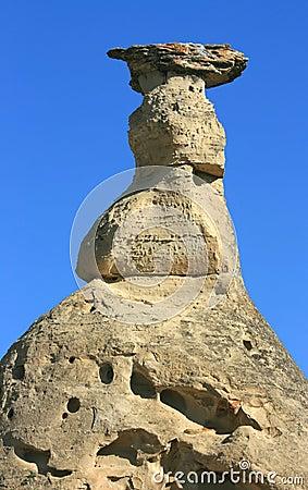 Rock Pillar and Cap
