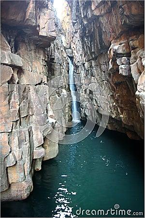 Rock pool in the Kimberley