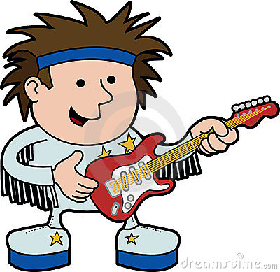 rock and roll musician