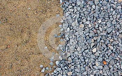 Rock and sand texture background.