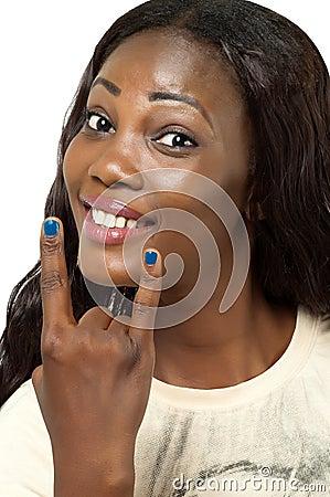 heavy metal hand gesture