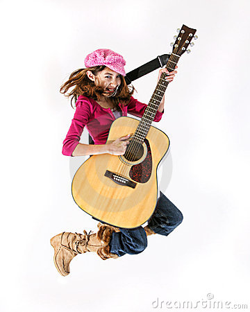 Free Rock Star Royalty Free Stock Photography - 7354757