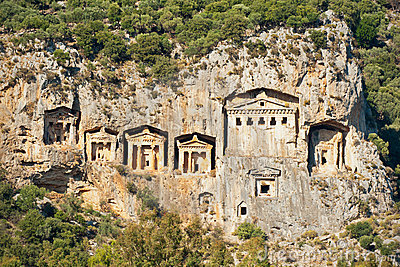 The Rock Tombs