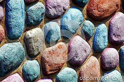 rock wall design stock photo image 5889400