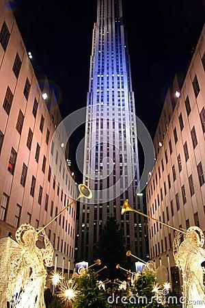 Free Rockefeller Center, New York City Royalty Free Stock Images - 1673249