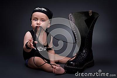 Rocker-baby