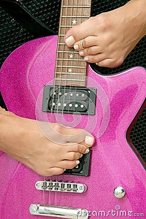 Rocker Feet