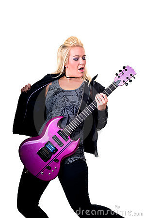 Rocker girl