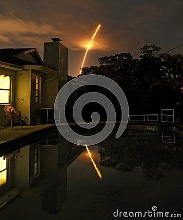 Rocket Editorial Image