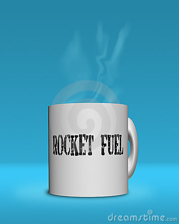 Rocket Fuel for your morning