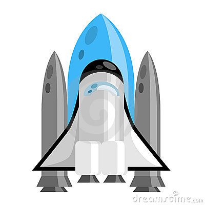 Free Rocket Ship Royalty Free Stock Photography - 22040367