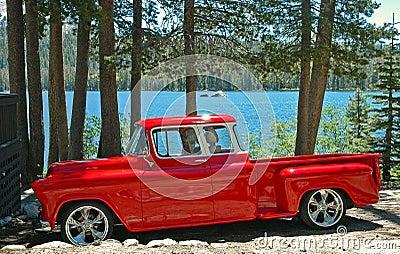 Rockin  55 Chevy Pickup