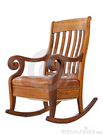 Free Rocking Chair Royalty Free Stock Images - 15259669