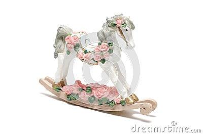 Rocking Horse Figure