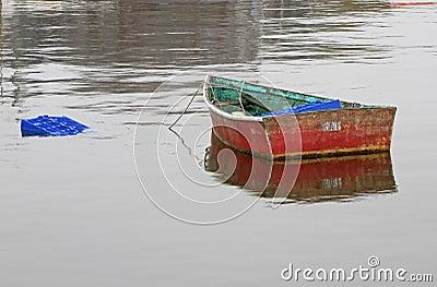 Rockport Row Boat