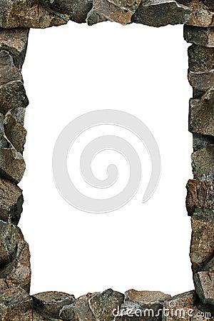 Rocks Frame