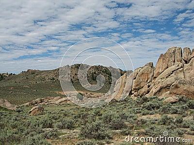 Rocks of Gunnison