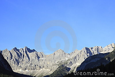Rocks and peaks