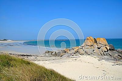 Rocks Sea coast atlantic