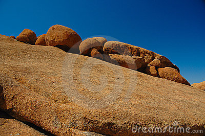 Rocks at Spitzkoppe (Namibia)