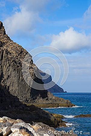 Rocks of Tenerife, Spain