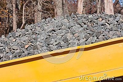 Rocks in a Wagon