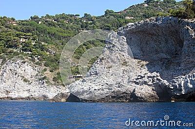 Rocky Coast - Argentario, Tuscany