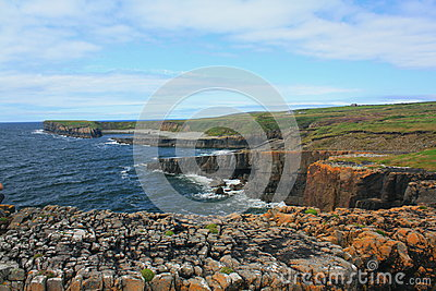 Rocky Coast, County Clare, Ireland