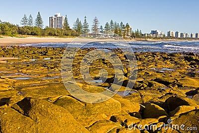Rocky Headland - Sunshine Coast, Queensland, AU