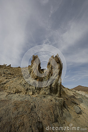 Rocky landscape in the Richtersveld National Park,