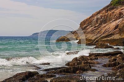 The Rocky Maine Coast