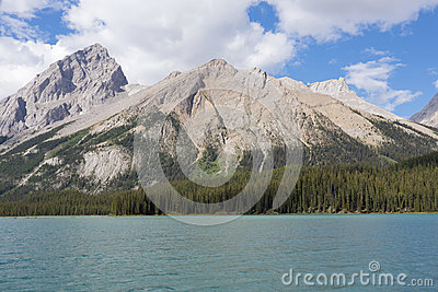 Rocky Mountain, Maligne Lake