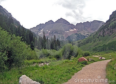 Rocky Mountain Path