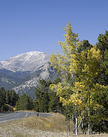 Rocky Mountain Road, Colorado