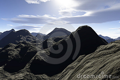 Rocky Mountainous Region